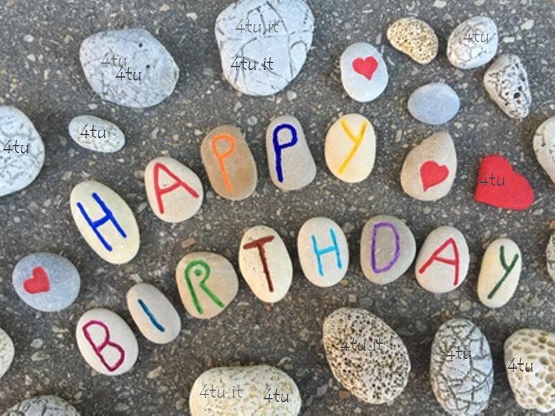 Assez tanti auguri a te versione rock - canzone di buon compleanno  AE54