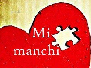 """""""Mi manchi"""" di 4tu© : poesie,video,  aforismi, canzoni da dedicare alle persone che ci mancano"""
