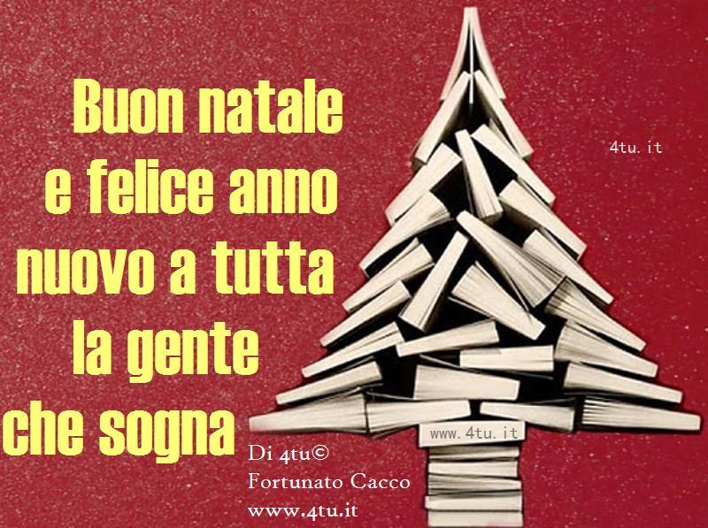 Canzone Di Natale Buon Natale.Gente Che Sogna Di 4tu C Canzone Di Buon Natale 2016 E Felice Anno