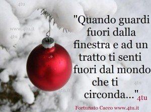 """Auguri di buon natale 2016 e felice anno 2017 : """"Dicembre"""" di Fortunato CAcco"""