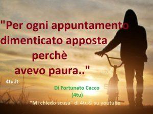 """""""Mi chiedo scusa"""" (4tu - i monologhi vol 14) di 4tu© (Fortunato Cacco)"""