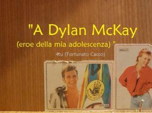 """""""A Dylan McKay (Eroe della mia adolescenza)"""" di 4tu© (rip Luke Perry)"""